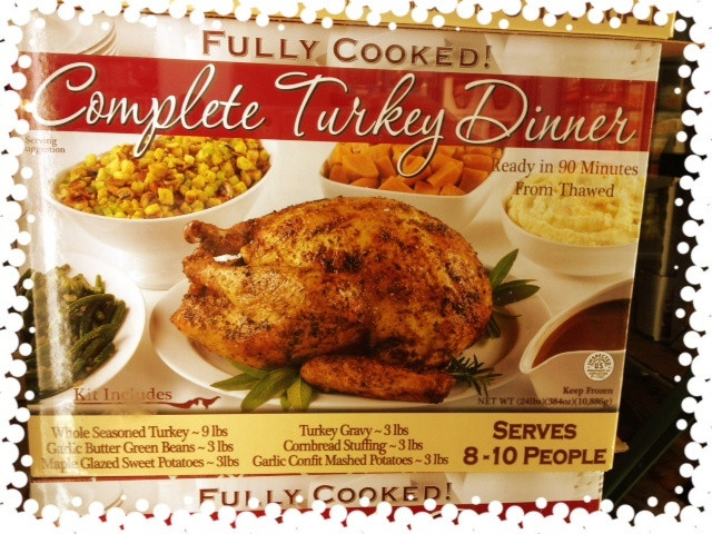 Costco Thanksgiving Dinner  Pin by Jammin Jo on Cool s of Yummy