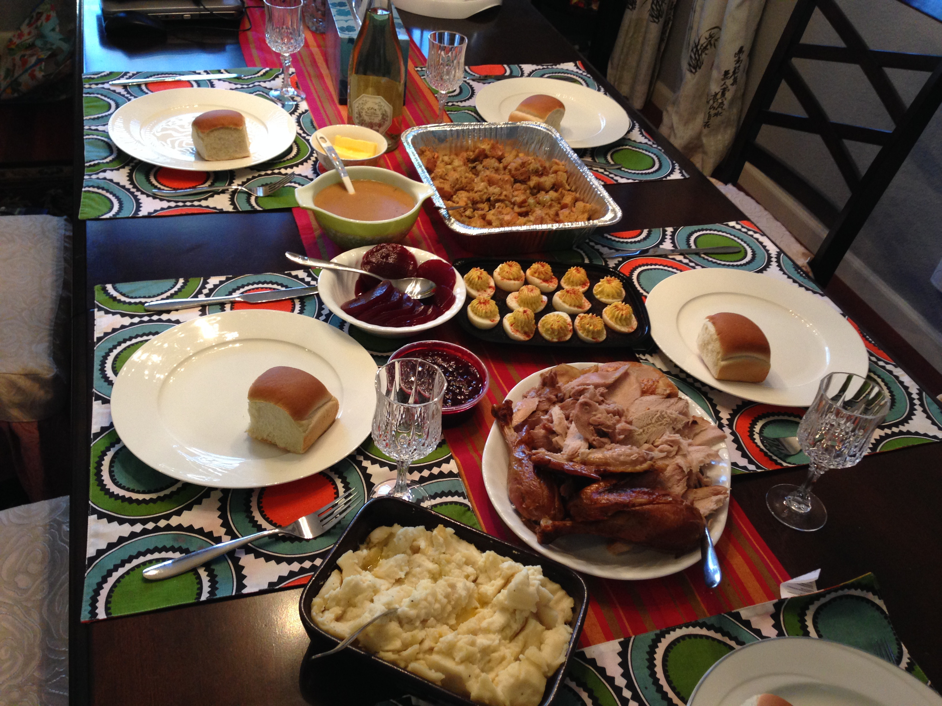 Costco Thanksgiving Dinner  Thanksgiving Dinner