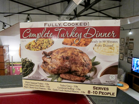 Costco Thanksgiving Dinner  301 Moved Permanently
