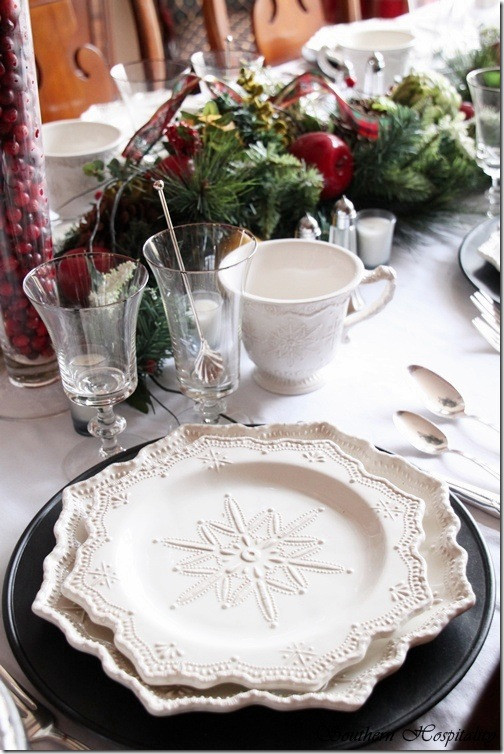 Cracker Barrel Christmas Dinner  Feature Friday Ruby s Red Dining Room Southern Hospitality