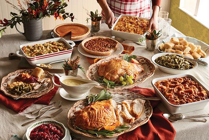 Cracker Barrel Christmas Dinner  Cracker Barrel will make your Thanksgiving meal