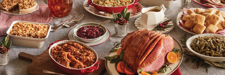 Cracker Barrel Christmas Dinner  Holiday Catering & Christmas Dinner To Go