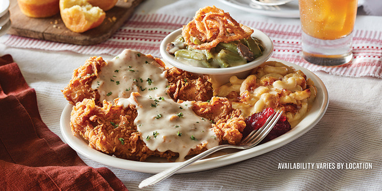 Cracker Barrel Christmas Dinners To Go  Southern Meals Best Country Cooking