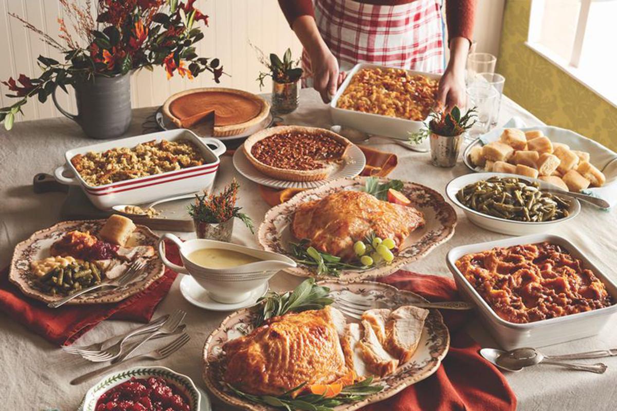 Cracker Barrel Christmas Dinners To Go  Cracker Barrel Has Thanksgiving Heat n Serve Dinner