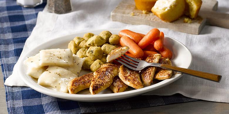 Cracker Barrel Christmas Dinners To Go  Fried Chicken Tenderloin