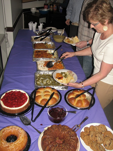Craigslist Thanksgiving Dinner In A Can  Buffet with glass door hutch lewes deseafood buffet