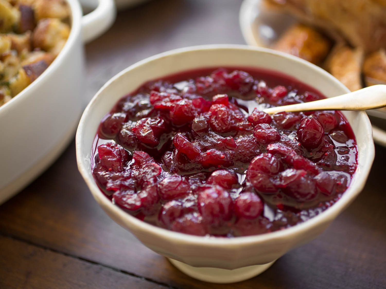 Cranberry Relish Recipes Thanksgiving  Thanksgiving Cranberry Sauce Recipes