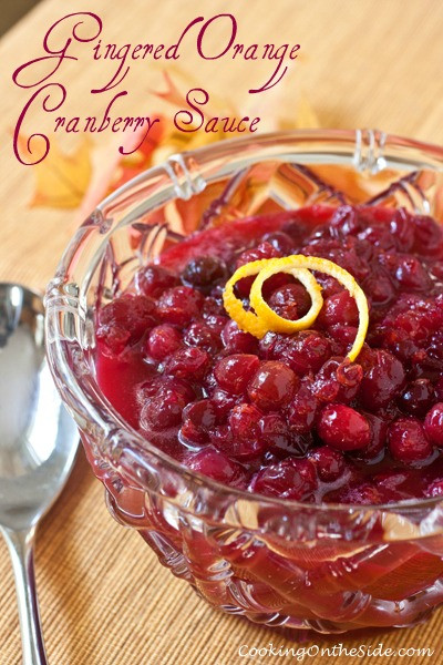 Cranberry Sauce Thanksgiving Side Dishes  10 Easy Thanksgiving Side Dishes Moneywise Moms
