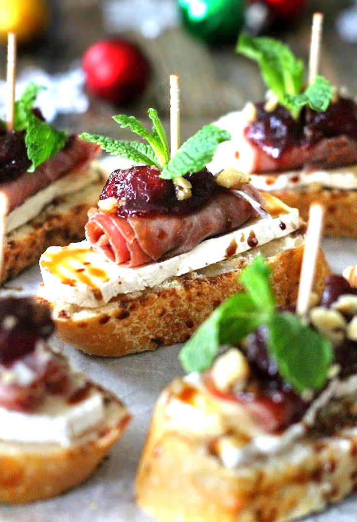 Creative Christmas Appetizers  Creative Christmas Recipes to Try this Year