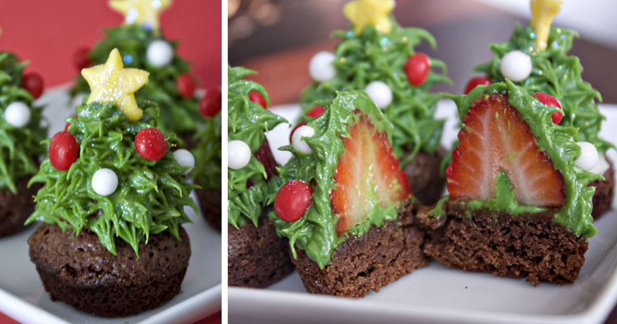 Creative Christmas Appetizers  93 The Most Creative Christmas Cupcake Ideas Ever