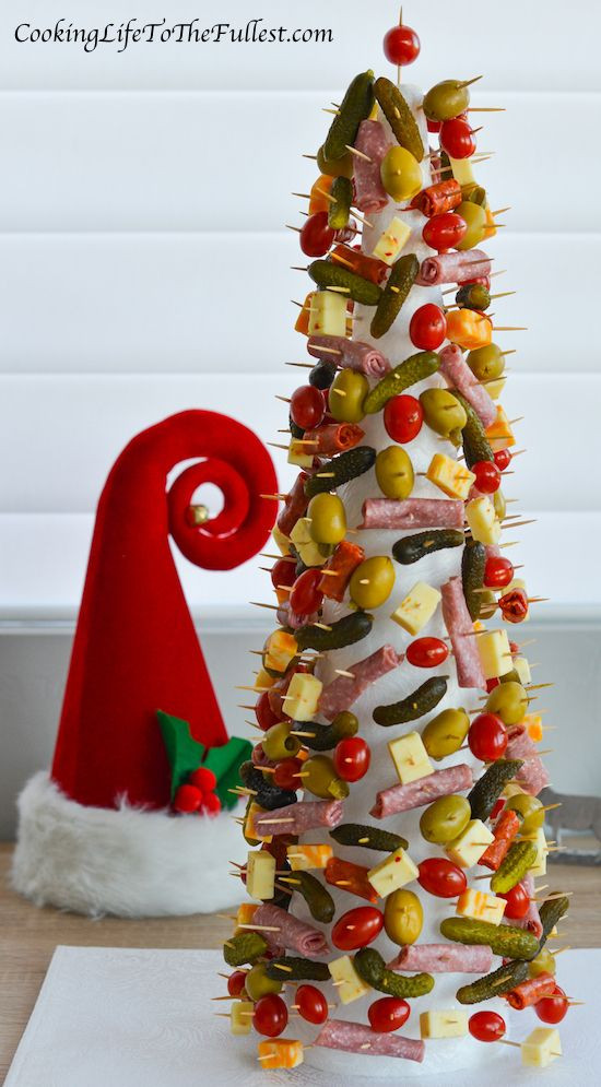 Creative Christmas Appetizers  1000 ideas about Relish Trays on Pinterest