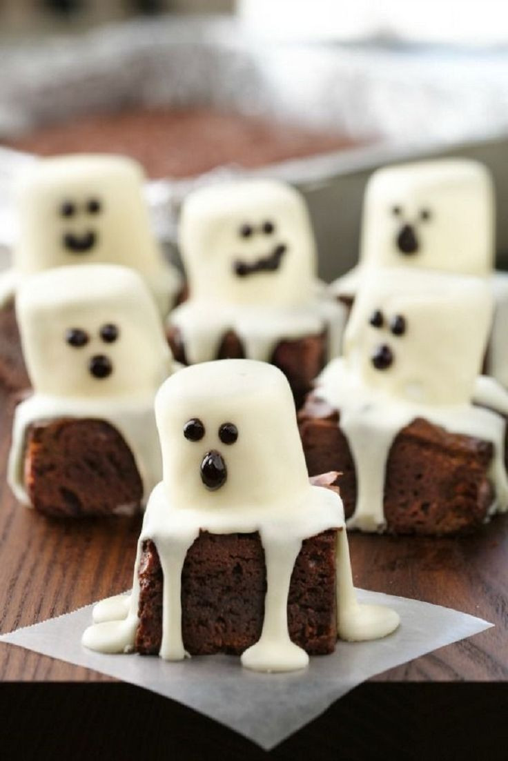 Creative Halloween Desserts  15 Halloween Food Decoration Ideas The Xerxes