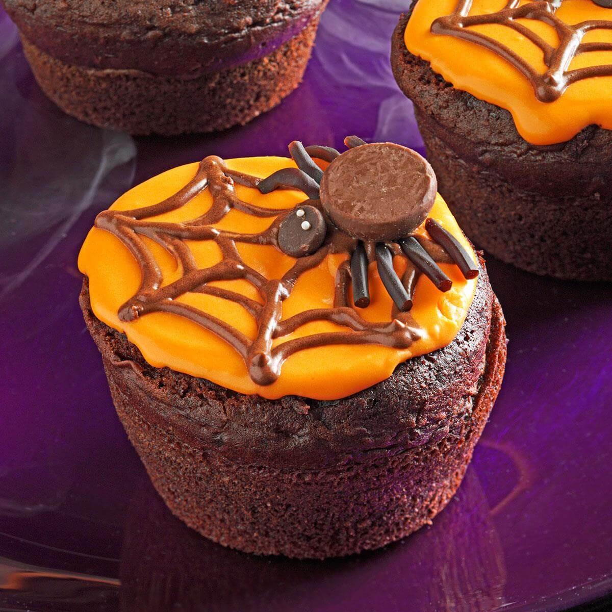 Creepy Halloween Cupcakes  Creepy Cupcakes Recipe