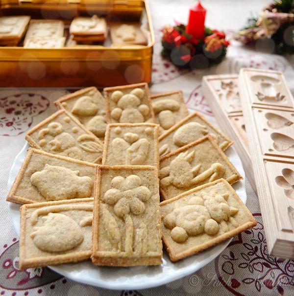 Croatian Christmas Cookies  Black Pepper Cookies Paprenjaci