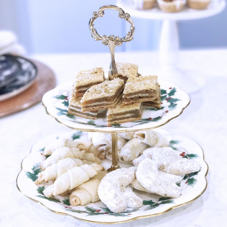 Croatian Christmas Cookies  Croatian Christmas Cookies