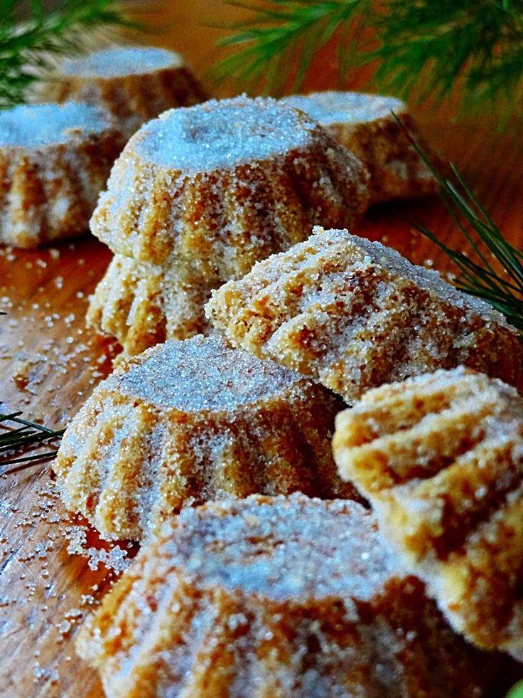 Croatian Christmas Cookies  šape are a must Croatian cookies for Christmas