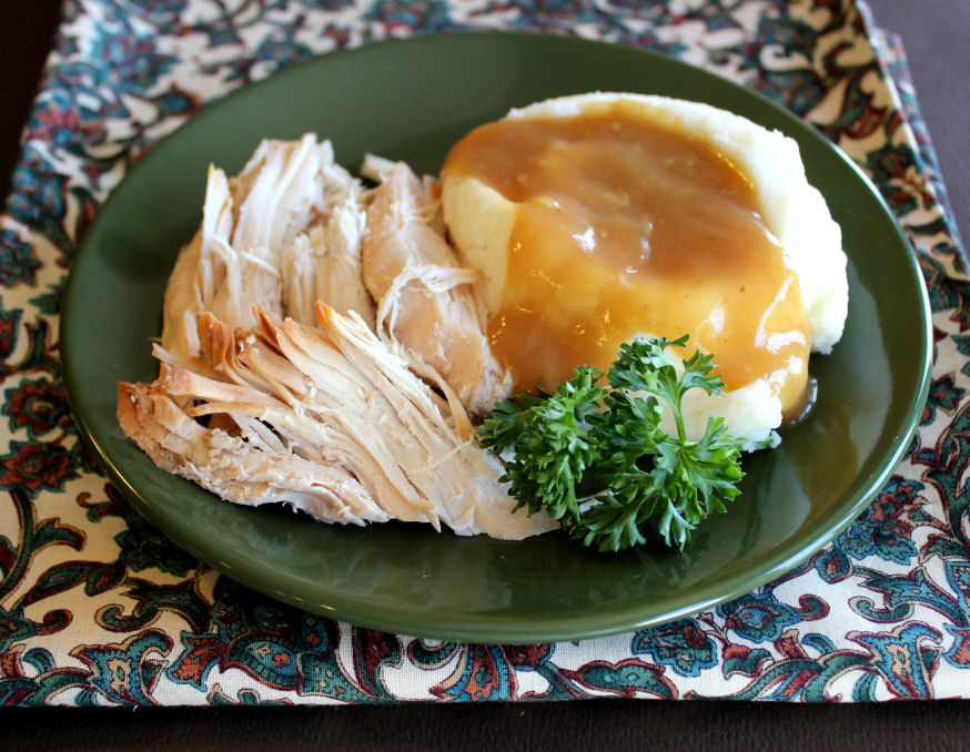 Crock Pot Thanksgiving Turkey  Turkey Breast Wonder Crock Pot Jamie Cooks It Up