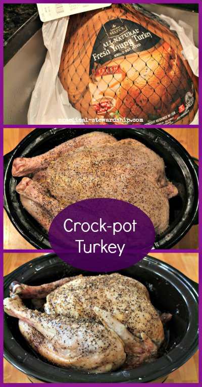 Crock Pot Thanksgiving Turkey  Serve A Feast With These 10 Holiday Crockpot Recipes All
