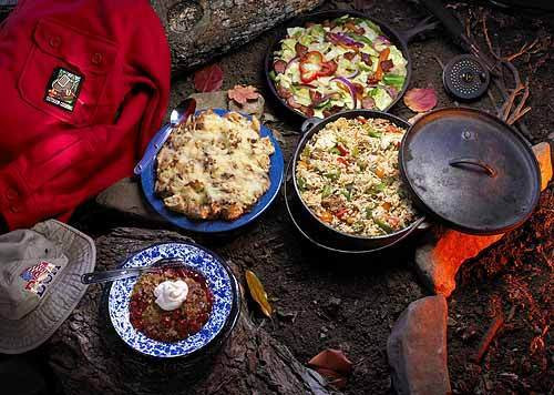 Cub Foods Thanksgiving Dinners  Winning Recipes for Campfire Cuisine Scouting magazine