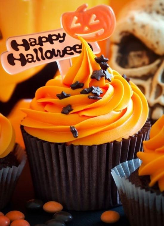 Cupcakes De Halloween  Cupcakes de Halloween Blog de Hogarmania