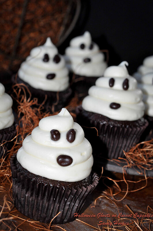 Cupcakes De Halloween  Fast and Easy Halloween Cupcakes Recipe Everyday Southwest