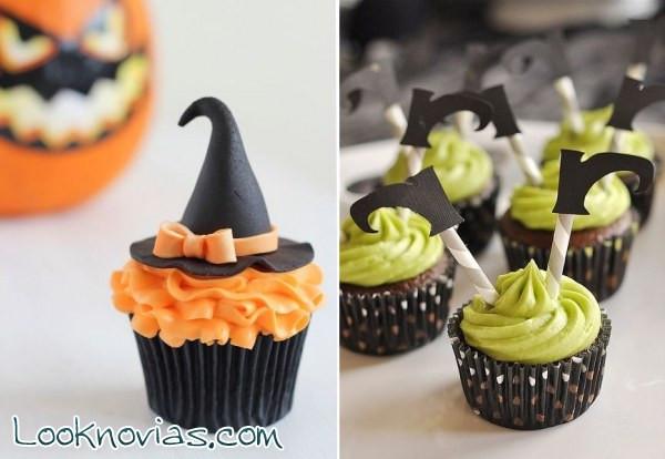Cupcakes Para Halloween  ScrapNgal Creepcakes and Chocolate DoodleBats