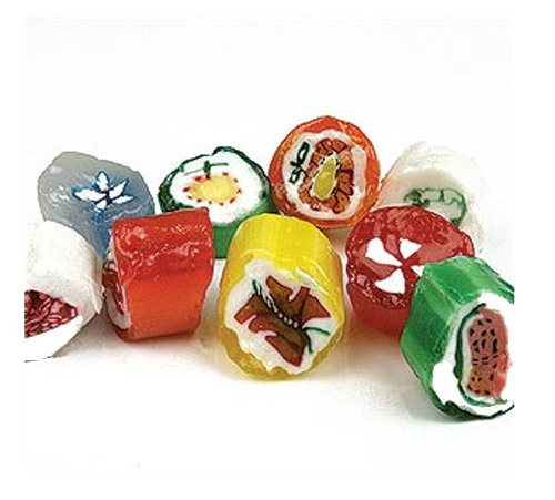 Cut Rock Christmas Candy  SweetGourmet Holiday Cut Rock Seasonal Candy Christmas