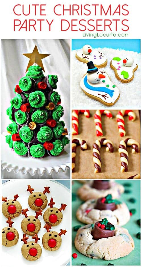 Cute Christmas Baking Ideas  BEST Grinch Christmas Party Recipes Living Locurto