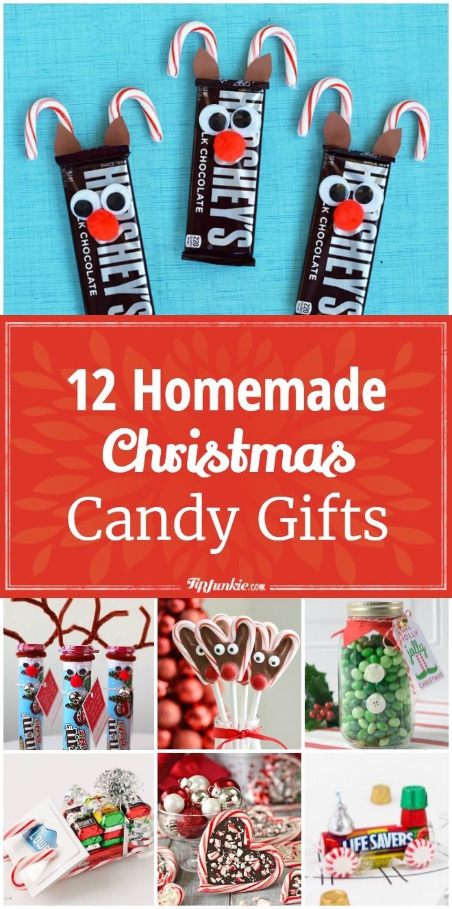 Cute Christmas Candy  25 unique Cute christmas ts ideas on Pinterest