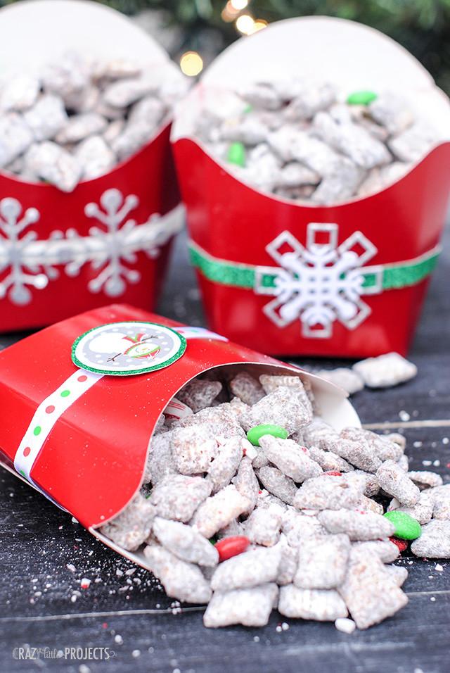Cute Christmas Candy Ideas  Christmas Muddy Bud s Recipe & Gift Idea Crazy Little