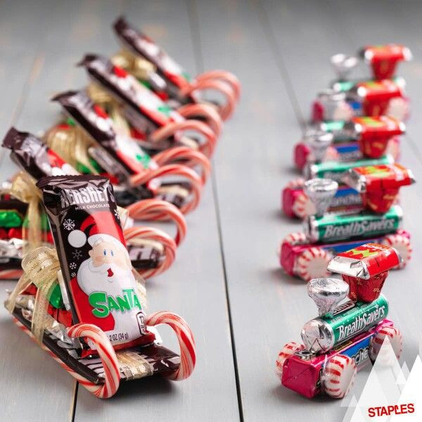 Cute Christmas Candy  1000 ideas about Christmas Candy Gifts on Pinterest