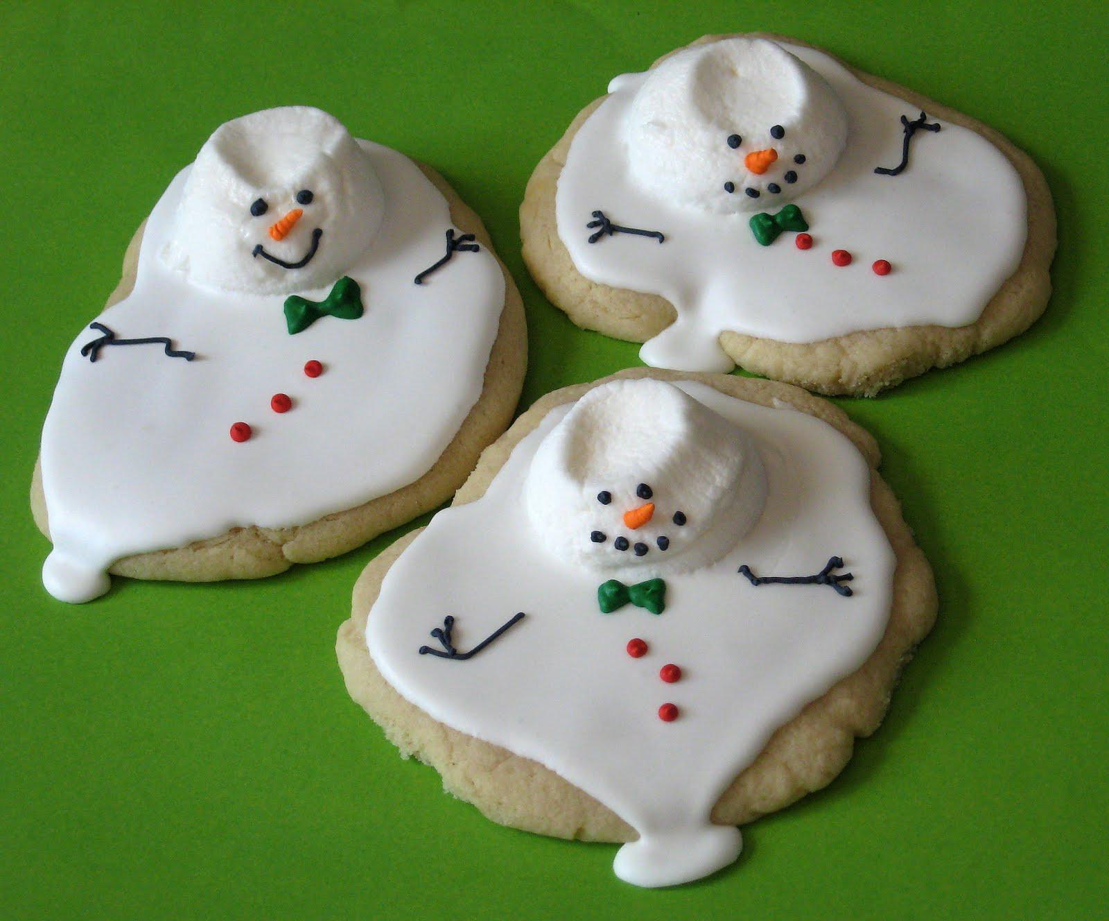 Cute Christmas Cookies Recipes  Little Boozle Christmas nibbles 3