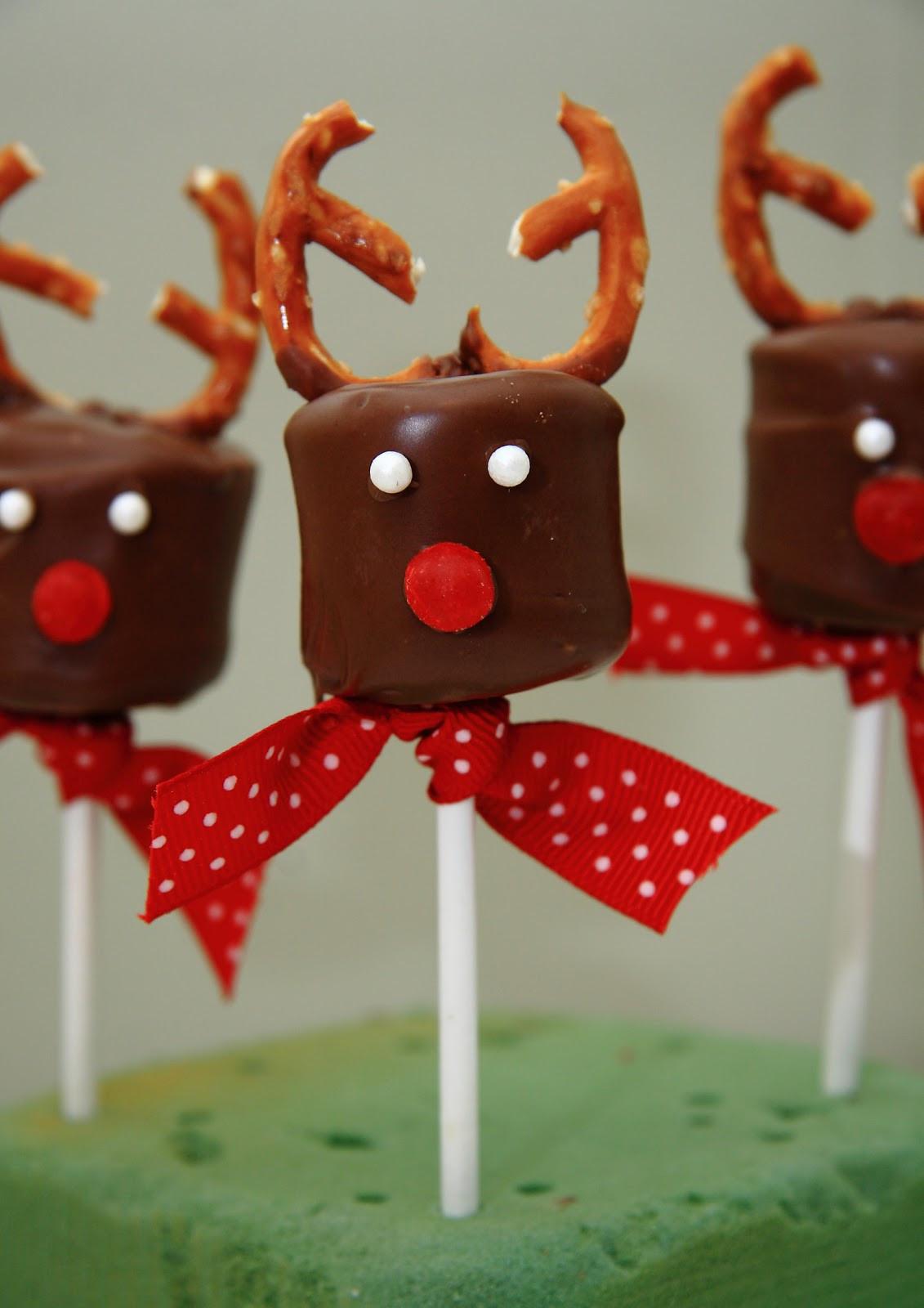 Cute Christmas Desserts  Betty Crocker Wannabe Recipe and Mom Blog Chocolate