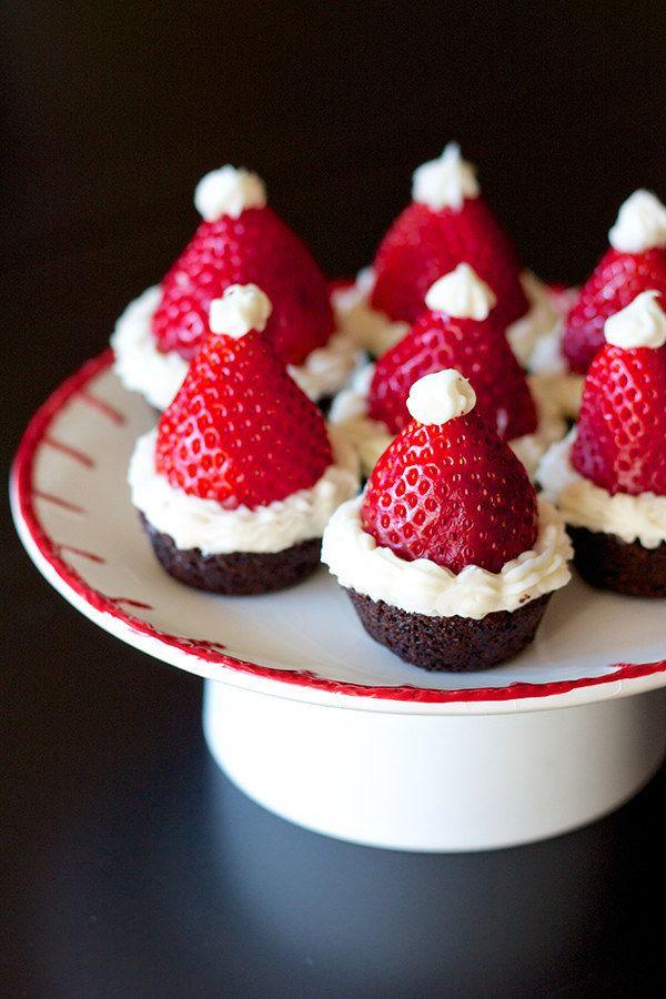 Cute Christmas Desserts  1000 Cute Christmas Ideas on Pinterest