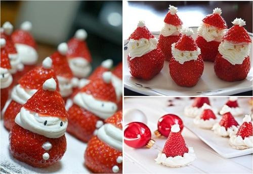 Cute Christmas Desserts  cute desserts Christmas