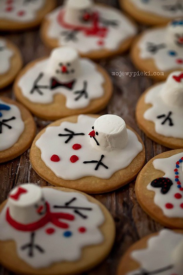 Cute Easy Christmas Cookies  Best Christmas Cookie Recipes DIY Projects Craft Ideas