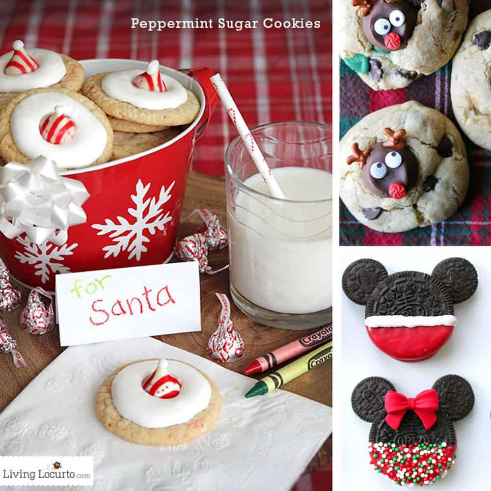 Cute Easy Christmas Cookies  Cute Christmas Cookies Living Locurto