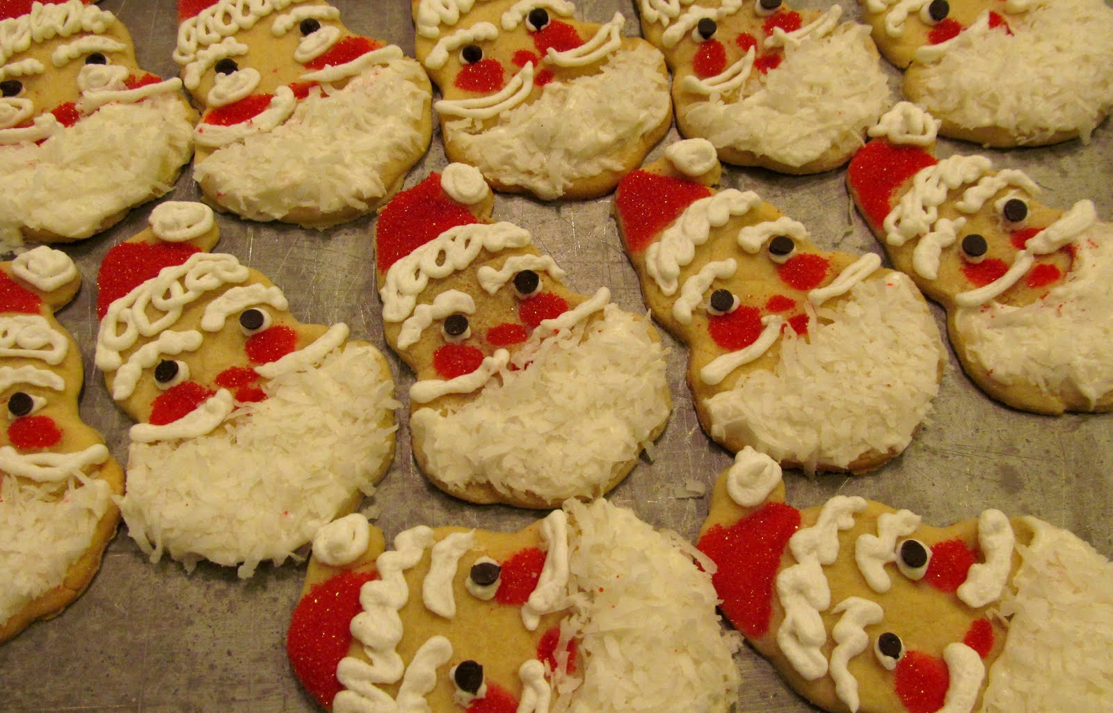 Cute Easy Christmas Cookies  Rise and Shine Christmas Cookie Extravaganza