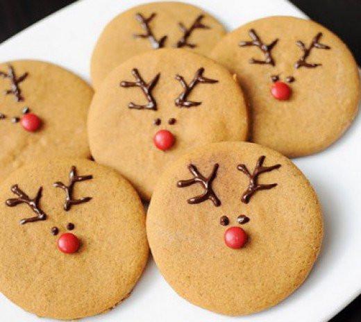 Cute Easy Christmas Cookies  Cute Christmas Cookies