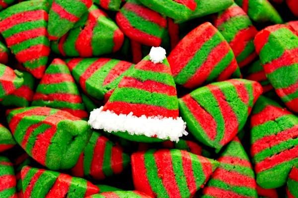 Cute Easy Christmas Cookies  Cute Little Christmas Cookies