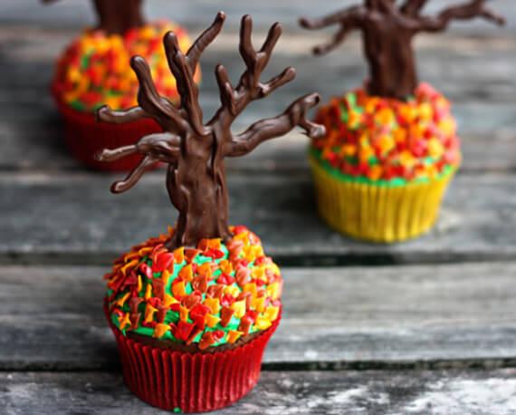Cute Fall Desserts  55 Cute Fall & Halloween Heavenly Holiday Desserts