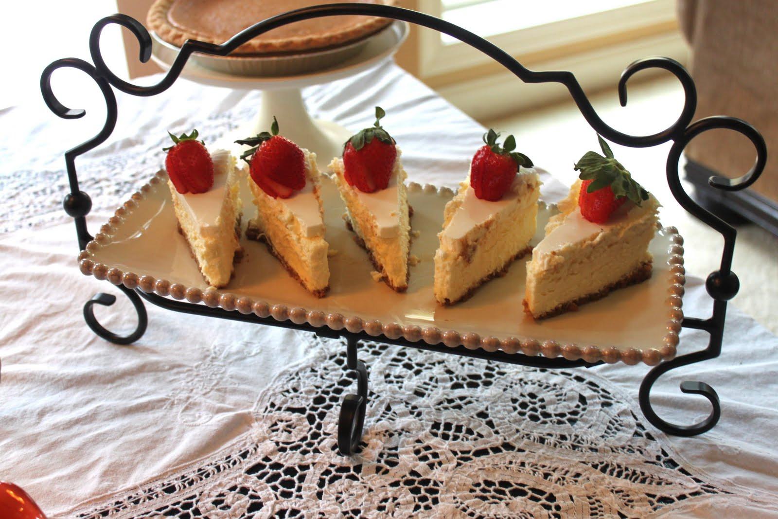 Cute Fall Desserts  So Cute Parties Vintage Fall Dessert Shower