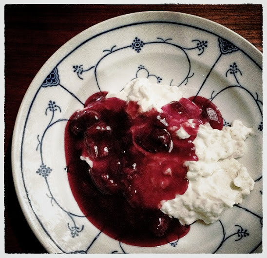 Danish Christmas Desserts  Risalamande rice pudding – A lovely Danish Christmas