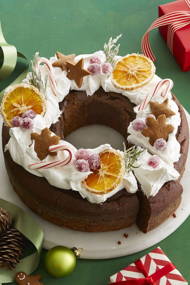 Decadent Christmas Desserts  25 Decadent Christmas Cake Recipes for Your Holiday