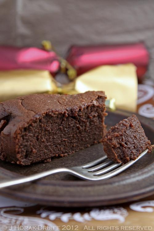 Decadent Christmas Desserts  Chocolate chestnut fondant a decadent Christmas dessert