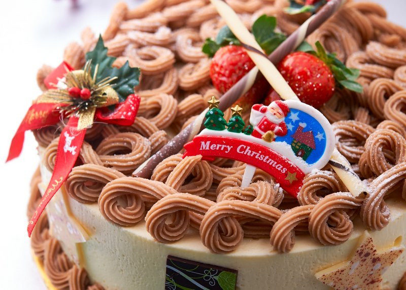 Decadent Christmas Desserts  Decadent Christmas Desserts