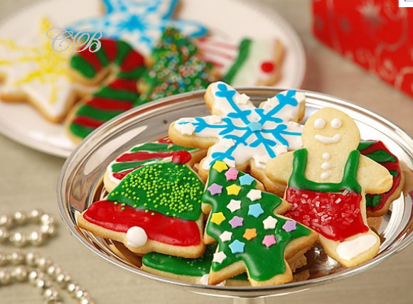Decorated Christmas Cookies Recipes  Christmas cookie ideas Christmas Cookie Decorating