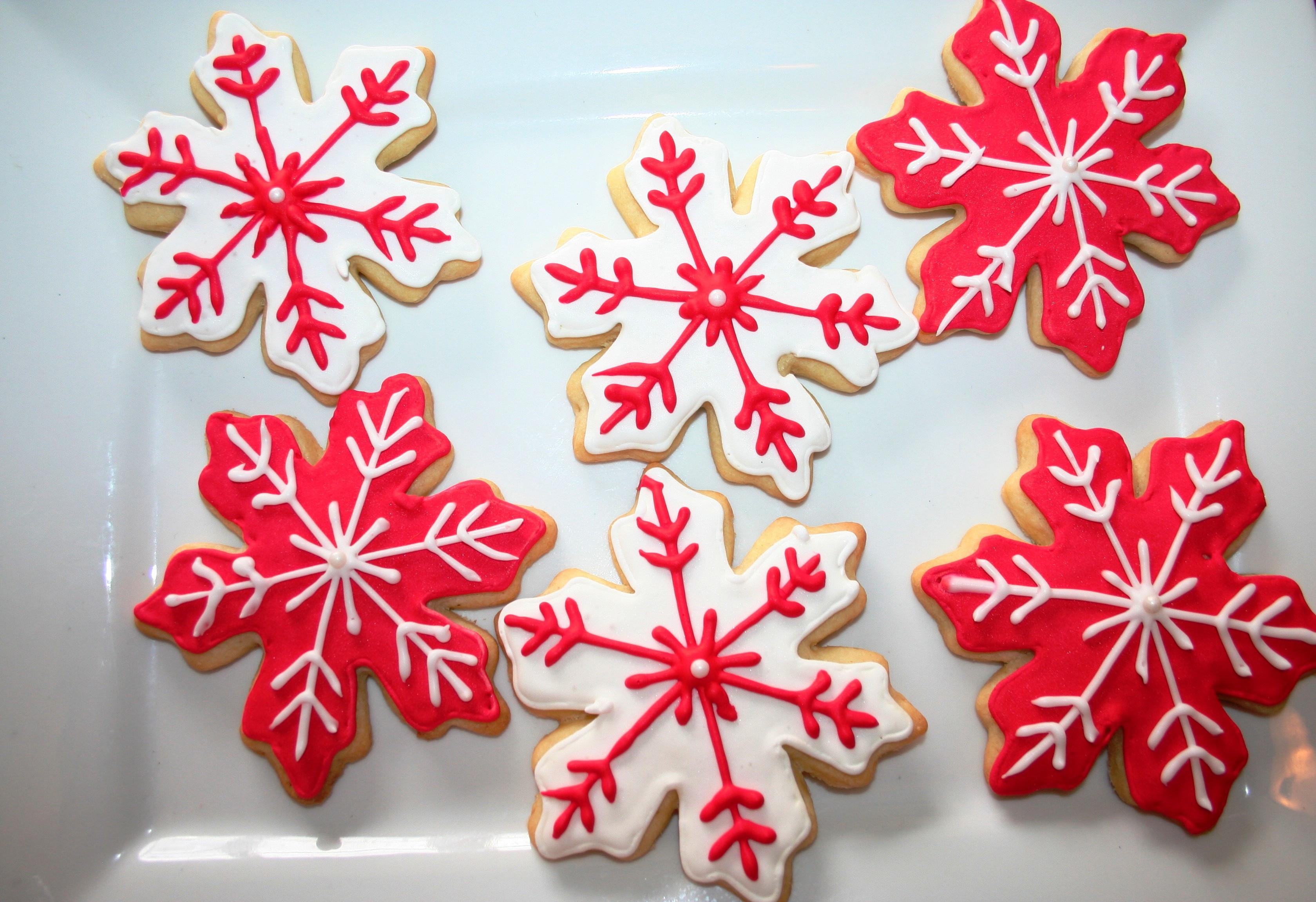 Decorated Christmas Sugar Cookies  Christmas Cookies