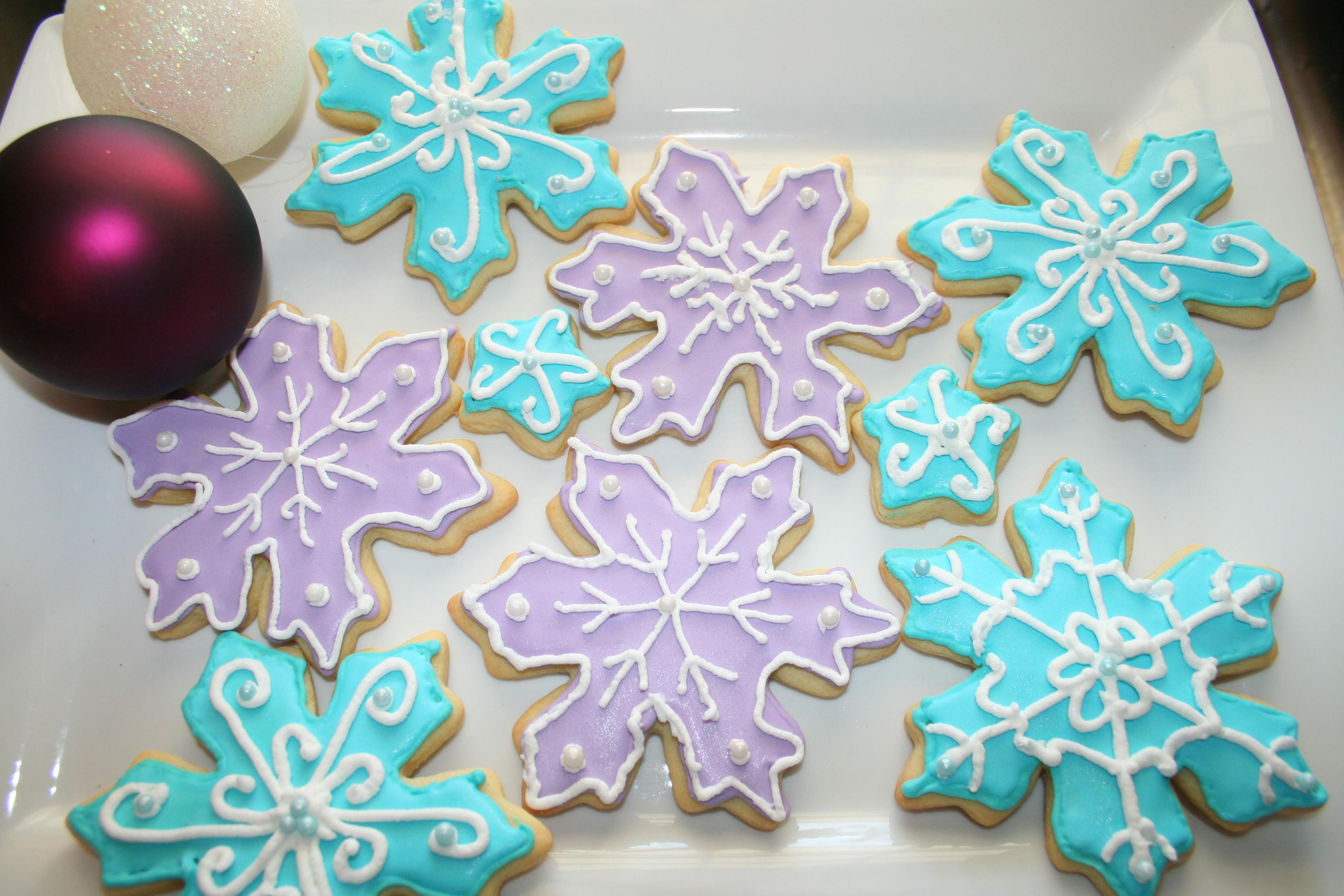 Decorated Christmas Sugar Cookies  Ultimate Sugar Cookies – Decorated for Christmas