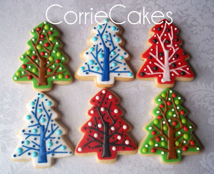 Decorating Christmas Cookies With Royal Icing  Christmas Cookies 2012 CakeCentral